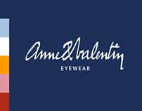 Anne & Valentin -  Webdesign