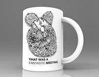 Art for the mug.