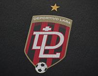 Deportivo Lara rebrand concept