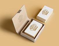 Brand design of Duagn's Dough Bakery