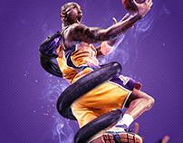 [NBA Social] Kobe Day 8.24