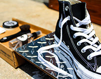 Converse Promotional Packaging