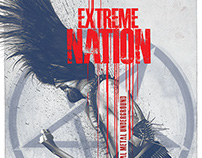poster for 'EXTREME NATION'