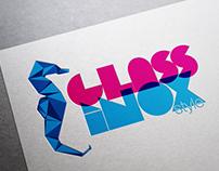 Rediseño del logotipo Glassinox Style