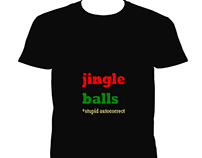 TWOTAY - Funny Christmas Sayings on T-Shirt