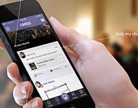 CROSS : Christian Mobile SNS