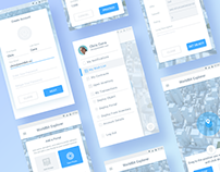 WorldBit app Design