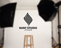 HANY STUDIO photography logo