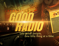 Good Radio - Poster Design
