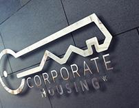 Corporate Housing Inc. | Logo Design