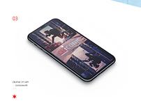 CHICONIC Creative City App #IconContestXD