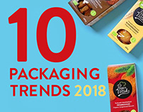 Packaging Trends for 2018