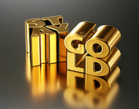 3D Typo Collection ONE