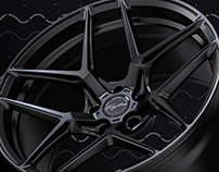 Forgetive Wheels Logo