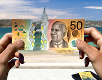 New Banknote TVC's, with CG hands