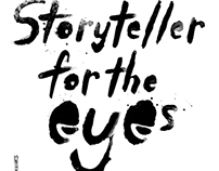 Storyteller for the eyes