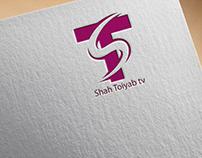 T S logo design