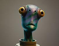 Space Creature