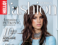 ANTONINA PETKOVIC // HELLO! FASHION SERBIA