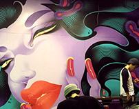 Shiranui/japan/mural/ONEQ