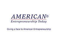 American Entrepreneurship Desktop Site