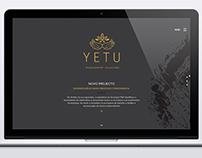 Yetu / Web Layout
