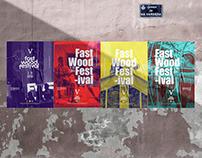 Cartelería V Fast Wood Festival