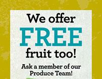 Free Fruit