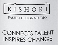 KISHORI - Brochure Design