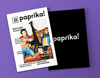 Paprika! - Revista interactiva