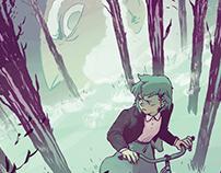 O bosque pálido