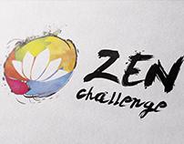 Logo Design - Zen Challenge