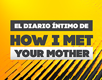 Canal Sony | El Diario Íntimo de How I Met Your Mother
