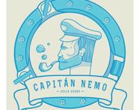 Captain Nemo: Julio Verne