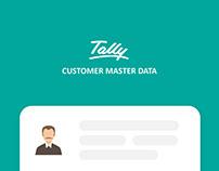 Customer Master Data