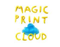 Magic print cloud
