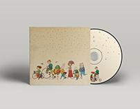 Album Cover - Hola Amigos!