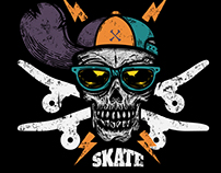 Skate to die