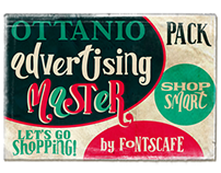"""Ottanio Advertising Master"" Pack"