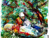 Jungle Racer