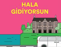 Careem İstanbul Advertisement