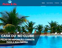 Website Development: PISCINAS E CIA