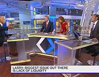 Bloomberg TV Digital Backdrops
