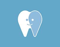 Clínica Dentofacial Logo+Brand ID