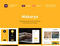 Makarya UI Kit - The Story Behind