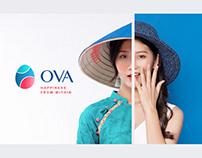 BRAND | Ova - Brand identity