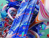 Colour, Form & Expression // Art Collection