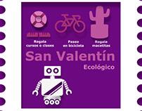 San Valentín ecológico