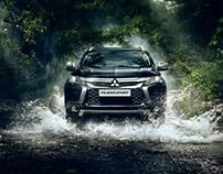 New Mitsubishi Pajero Sport Campaign