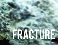 FRACTURE, exhibition card